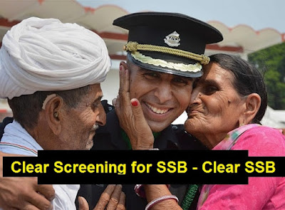 Clear Screening for SSB - Clear SSB