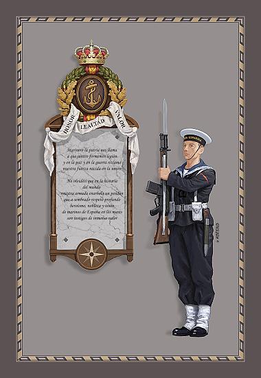 marinero español