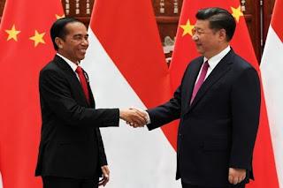 Waduh .. Pemerintahan China Desak Jokowi Untuk Segera Muluskan Proyek Kereta Cepat Jakarta-Bandung - Commando