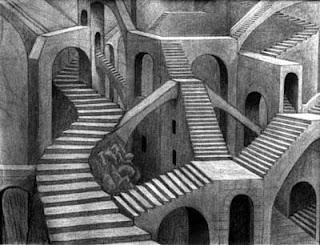 labirinto Jeroboão 1 Reis 11 12 13 14 15