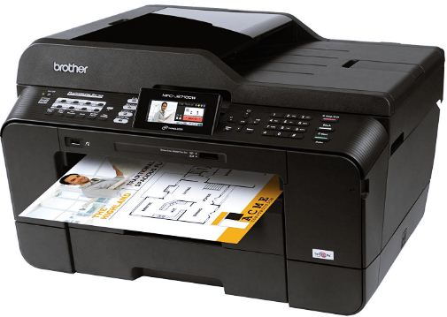 Brother mfc-j6710dw driver download brother printer drivers.