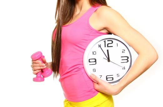 Was ist die beste Zeit zu trainieren, um gesund zu leben?