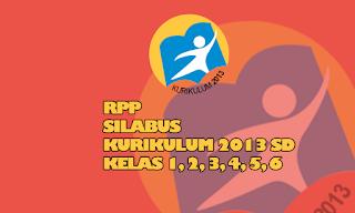 RPP SILABUS Kurikulum 2013 SD Kelas 2 Terbaru Lengkap Semua Tema