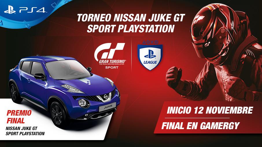 PlayStation y Nissan sorprenden con el nuevo Juke edición Gran Turismo Sport