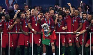 EURO2016 CALA IL SIPARIO: PORTOGALLO CAMPIONE D'EUROPA!