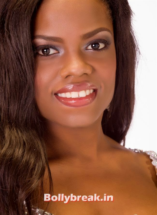 Miss British Virgin Islands, Miss Universe 2013 Contestant Pics