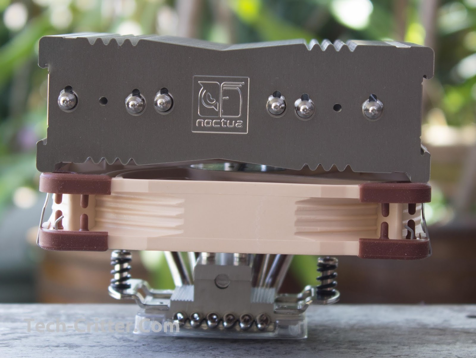 Unboxing & Review: Noctua NH-C14s 8