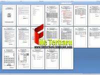 Contoh Administrasi Program Kerja Try Out Tingkat Sekolah Dasar (SD) Format Word
