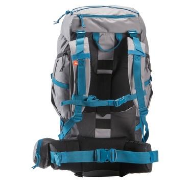 2b4ad19b1 Fonte  http   www.decathlon.com.br trilha-e-trekking mochilas-e-bastoes  mochilas-de-trekking-50-a-90-litros-varios-dias mochila-de-trekking-forclaz- 50- ...