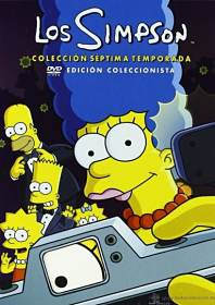 Los Simpsons Temporada 7 Online