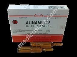 Injeksi Alinamin - F