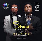 Skiibii Ft. Olamide – Ah Skiibii D Remix