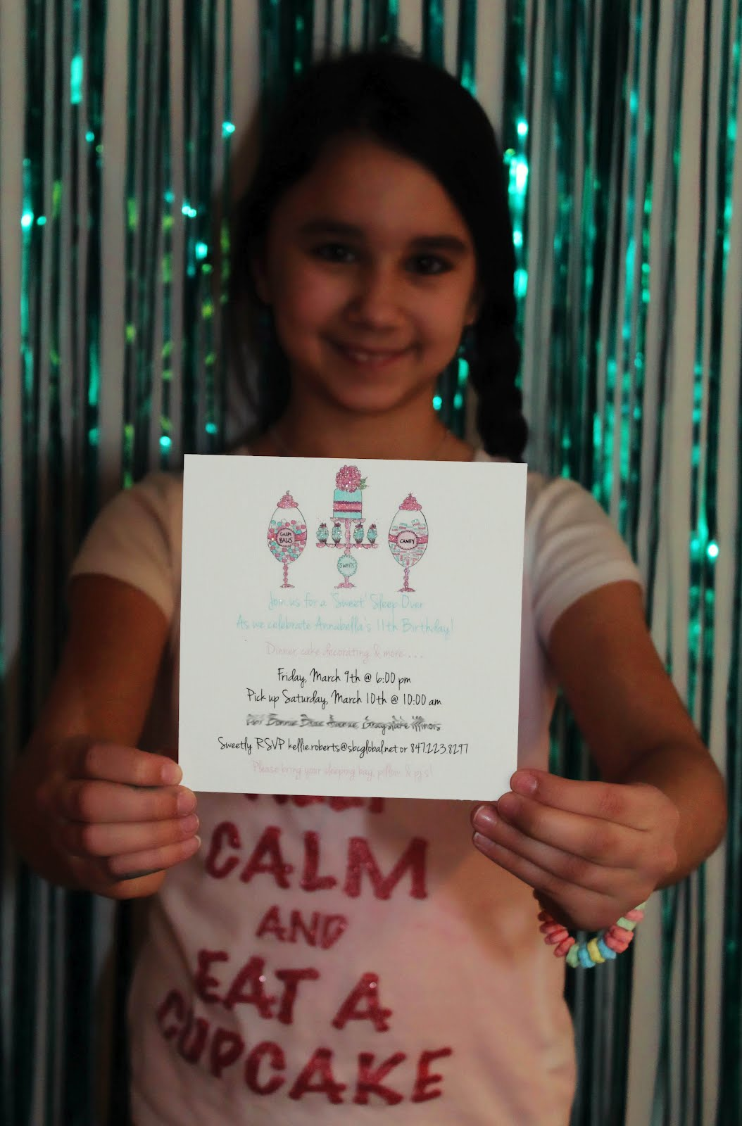 Icing Designs Quot Sweet Sleepover Quot 11th Birthday Party