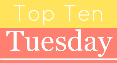 #2 Top ten tuesday: Mis OPT´s de series