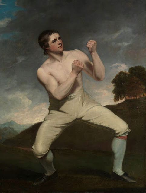 John Hoppner: Il pugile Richard Humphreys