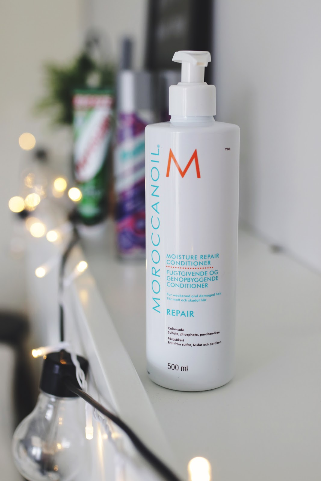 moroccan oil repair conditioner
