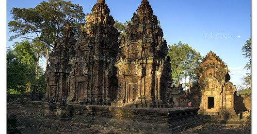 Banteay Srei - The Citadel of the women