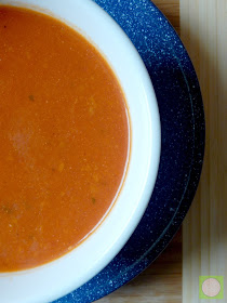 from scratch creamy tomato soup (sweetandsavoryfood.com)