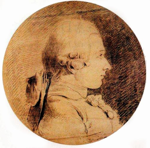 The Marquis de Sade by Charles-Amédée-Philippe van Loo, 1760