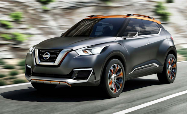 2018 Nissan Juke Specifications, Changes and Powertrain