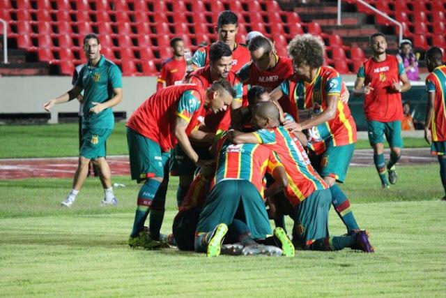 Sampaio recebe o Internacional na terceira fase da Copa do Brasil