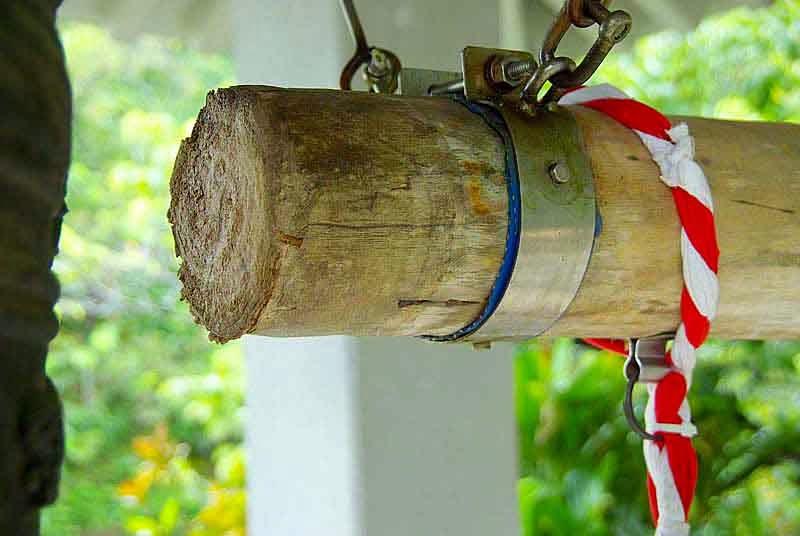 close up image of bell striker
