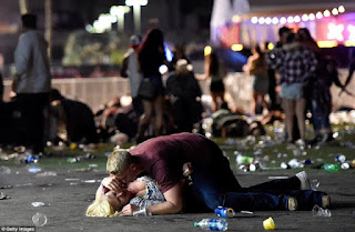 Update: Over 20 people killed & hundreds injured in Las Vegas strip shooting...suspect killed (photos)