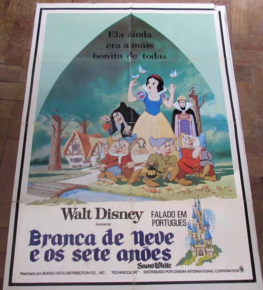 Filmic Light - Snow White Archive: 1977