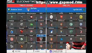 Download FTS 19 Libertadores Updated European Teams Apk Data Obb
