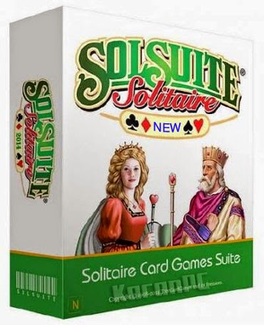 SolSuite Solitaire 2015 v15.2 (Crack) PreActivated