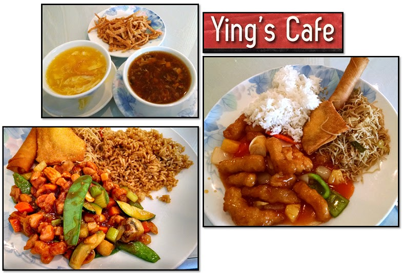 Ying Cafe Hightower Drive Watauga Tx