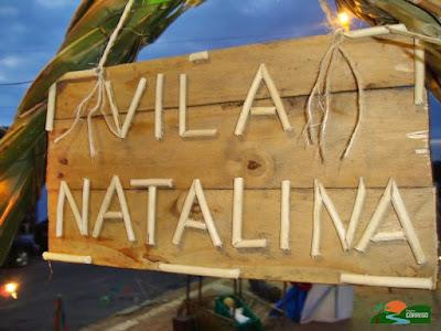Fotos da Vila Natalina