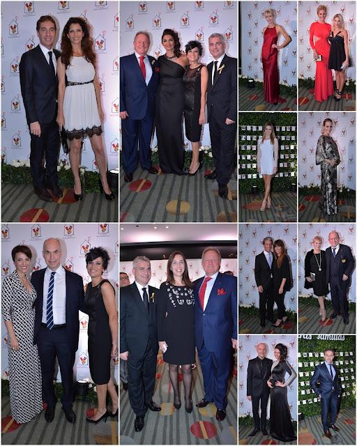Se realizó la 21º Cena Anual Casa Ronald McDonald en el Hotel Hilton de Buenos Aires