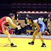 Lasesarre acoge el Campeonato de Euskadi Open de Luchas Olímpicas, Sambo y Grappling