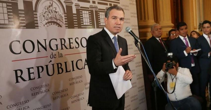 ELECCIONES GENERALES 2021: Salvador del Solar descarta candidatura a la Presidencia