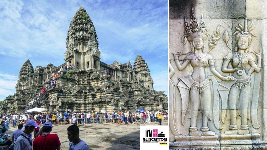 I tre templi più famosi della Cambogia: Angkor Wat