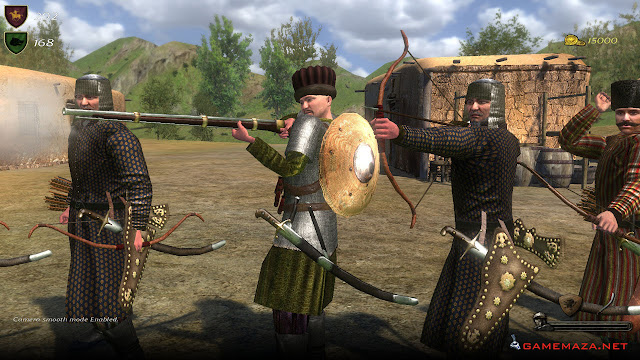 Mount and Blade with Fire and Sword Gameplay Screenshot 3