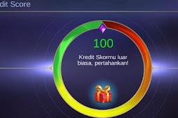 Tips Meningkatkan Credit Score Mobile Legends