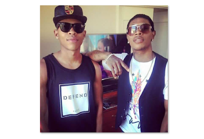 Bryshere Gray Twin Brother