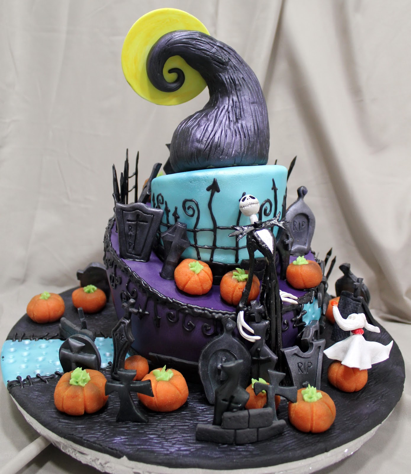Jack Skellington Jack O Connell And Cakes