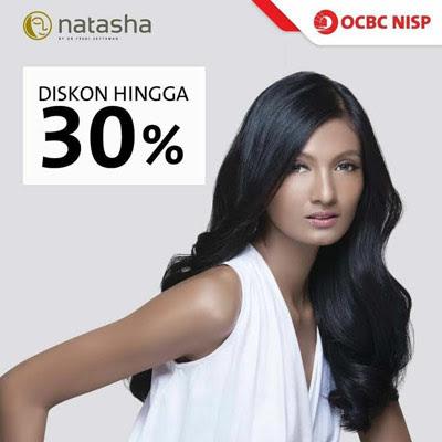 Diskon Hingga 30% di Natasha Skin Care – OCBC NISP