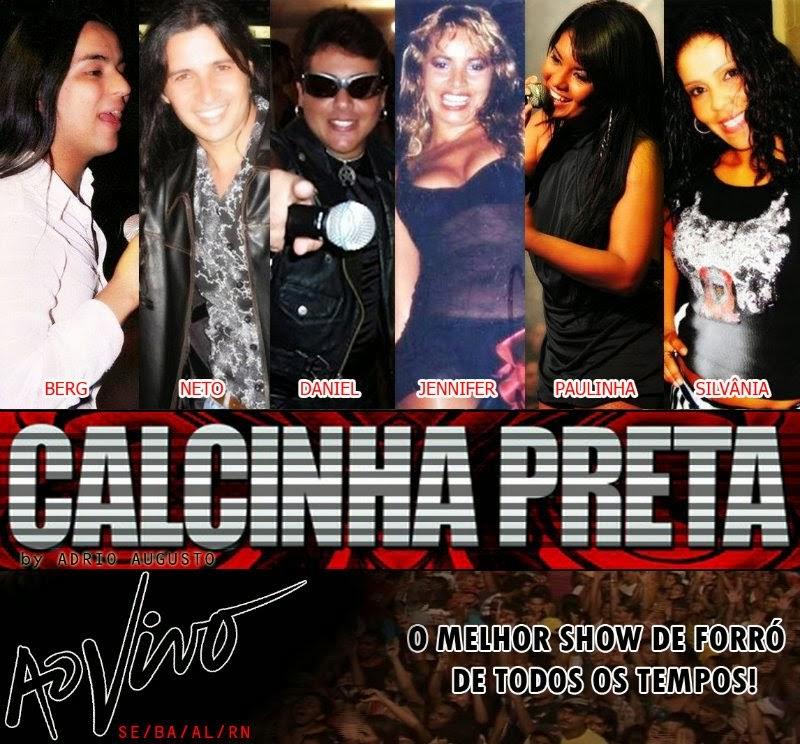8139977dd Calcinha Preta Primeiro Show de Berg Rabelo.