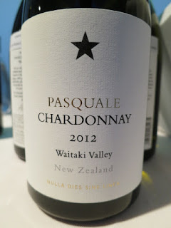 Pasquale Chardonnay 2012 - Waitaki Valley, Central Otago, South Island, New Zealand (91 pts)
