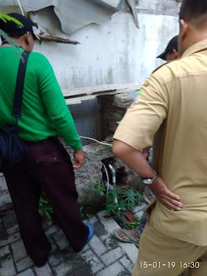 Mesin Pompa Air Kecamatan Babelan Raib Digondol Maling