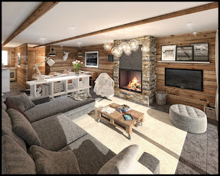 Tips for Decorating your Ski Property