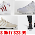Adidas Men's and Women' Sneakers Only $23.99 (Reg Up to $90) + Free Shipping and Free Return Shipping On All Orders