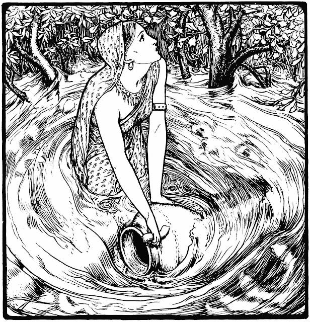 John D Batten illustration