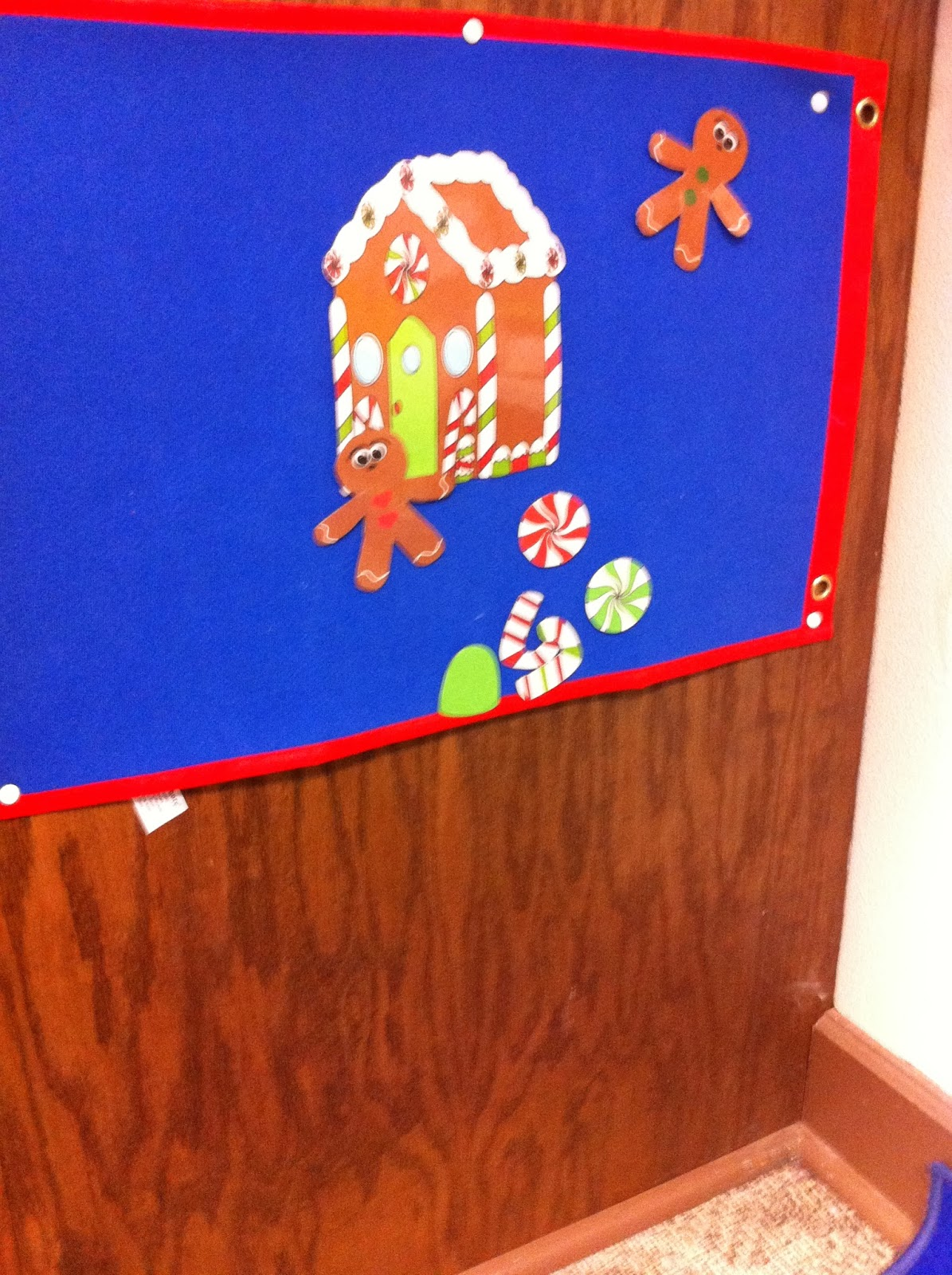 Gingerbread Man Early Literacy Activities