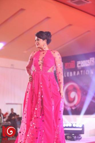 Ruwangi Rathnayake fashion show photos