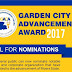 Nominations Now Open For Garden City Advancement Awards